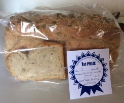 Award Winning 50/50 wholemeal/white multigrain jumbo loaf