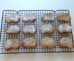 Sugar and Spice Shortbread Biscuits