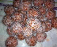 Muma Mutembo's Apricot Fruit Balls