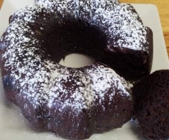Chocolate Beet Bundt cake (Vegan)