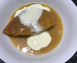 Butterscotch Self-Saucing Pudding