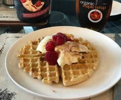 Gluten Free Waffle Mixture