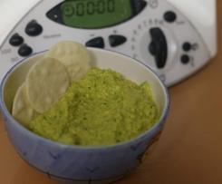 Zucchini Hummus - Low FODMAP