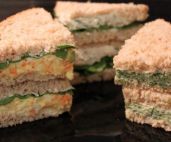 Trio of Sandwich Fillings