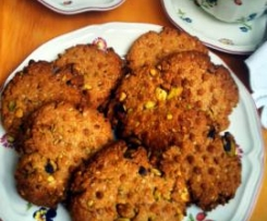 Pistachio ANZAC Biscuits - Variation on EDC recipe