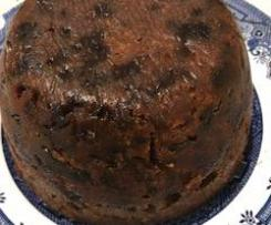 Christmas Pudding - Gluten Free or Regular