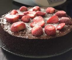 OMG Chocolate/Pumpkin Cake
