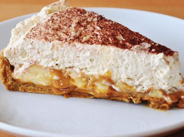 Thermomix Banoffee Cake