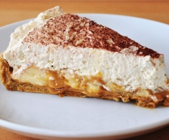 The best Banoffee Pie!