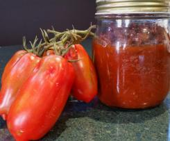 Variation Tomato Chutney (similar to Beerenberg's)..more zing, less sugar