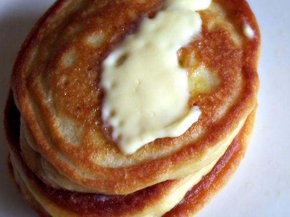 Clean fluffy coconut flour pancakes by zarast a thermomix sup thumbnail image 1 ccuart Gallery