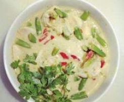 Clone of Thai Green Chicken Curry LCHF