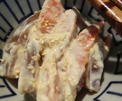 Braised Konnyaku & Carrots with Creamy Tofu