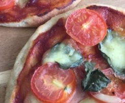 Easy Gluten Free Pizza Base