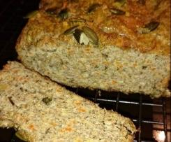 Savoury Gluten free bread