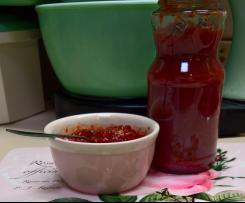 Capsicum, Tomato and Chilli Chutney