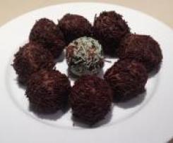 Choc Mint balls