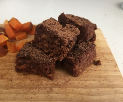 Sweet Potato Brownies (Paleo)
