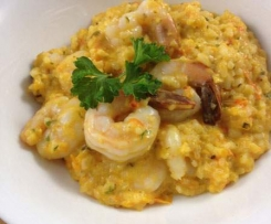 Thai Red Curry Prawn Risotto - ThermoFun