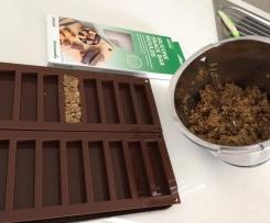 LCHF Granola Bars / Gluten Free