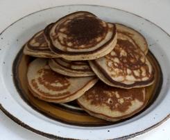 I LOVE Chestnut Pancakes! - Paleo, GAPS, Grain/Gluten Free
