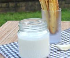 Creamy Cashew Aioli