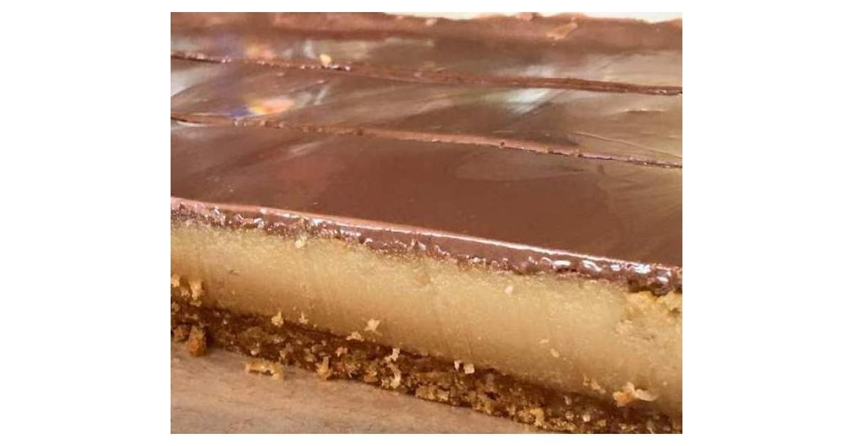 Ohhh Emmm Geee I LOVE your Caramel Slice