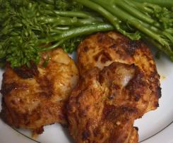 Lemon and  Garlic Yoghurt Chicken