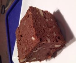 Paleo Chocolate Brownies (grain free)