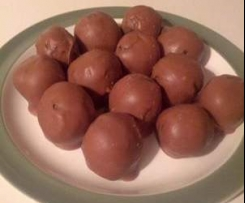 Easy Oreo Chocolate Balls