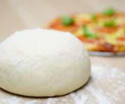 Greek Yoghurt Pizza Dough