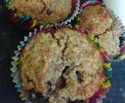 Blueberry muffins GF & DF