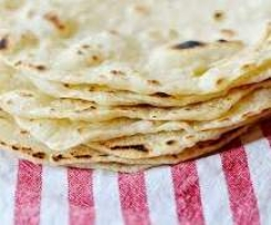 Duck Fat Tortillas