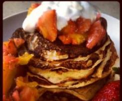 Banana Pancakes - Paleo/Gluten Free