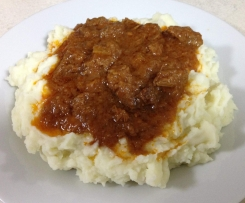 BRAISED STEAK & ONION