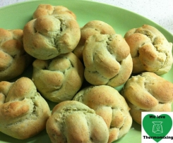 Buckwheat Dinner Rolls - Arwen's tweaked version