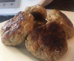 Turkey Breakfast Sausage (AIP friendly)