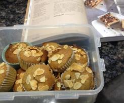 Bannana Muffins GF.