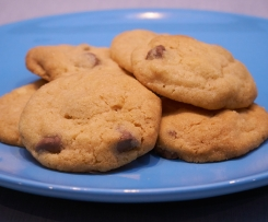 Soft Choc Chip Cookies