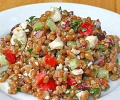 Tre Colori Wheatberry Salad