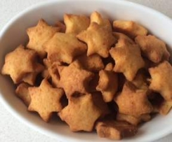 Little Parmesan Crackers