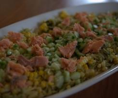 Orzo Basil Salad