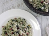 Cauliflower 'cous cous', pomegranate, pistachio salad
