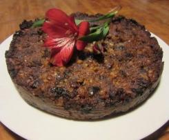 Christmas Almond Cake - Gluten/Dairy Free
