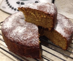 Orange and Almond cake (gluten free)