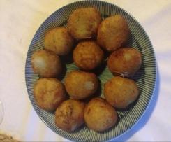 Arancini Balls Rich and Creamy
