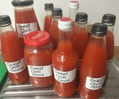 Vic's Sweet Chilli Sauce