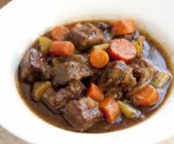 Beef in Stout (Guiness)