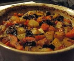 MEDIEVAL VEGETABLE STEW