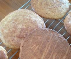 Gluten Free Sandwich Rounds